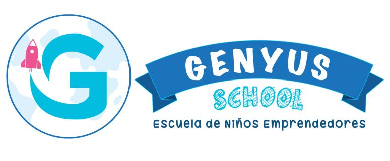 LOGO GENYUS SCHOOL