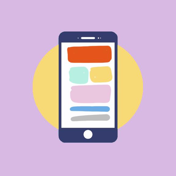 diseño apps