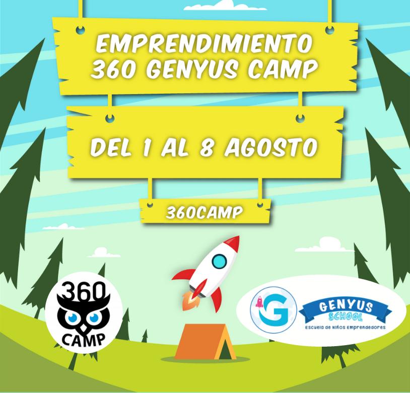 Campamento 360 square