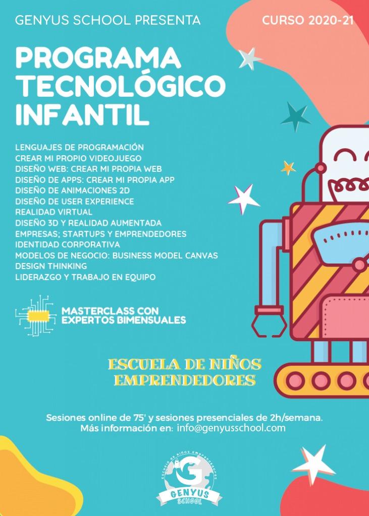 Programa tecnológico