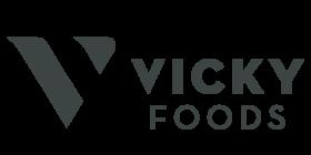 VICKY_foods logo