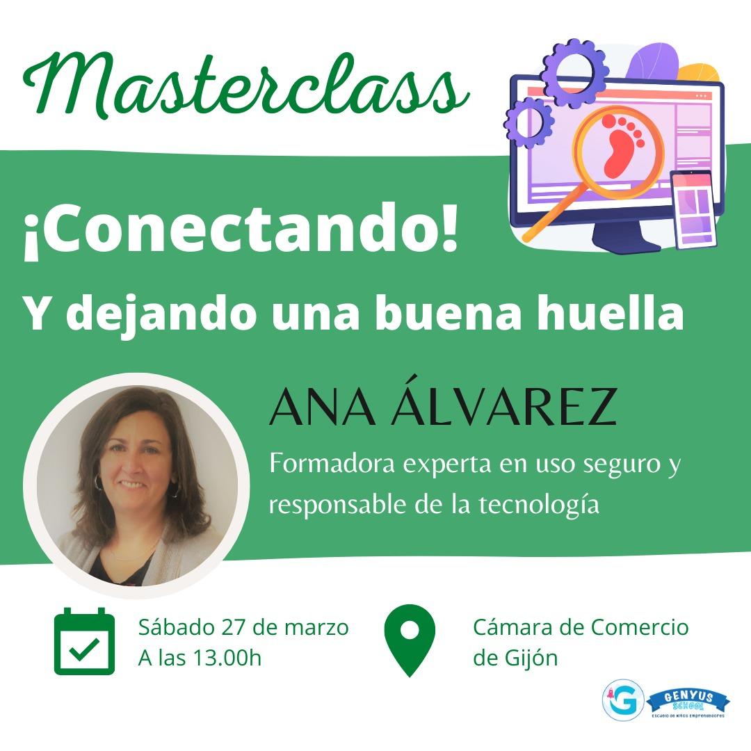 Ana Álvarez masterclass